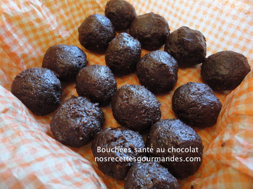 recette bouchees chocolatees1